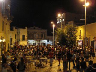 Piazza del Sedile, Matera
